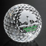 Clipped Golf Ball 2-3/8 in. Dia.