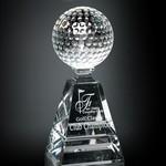 Golf Pyramid Award 10 in.