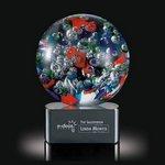 Fantasia Award on Black Base - 6 in. High