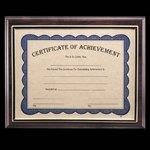 Farnsworth Certificate Holder - Cherry 8.5 in.x11 in.