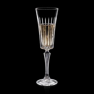 Bacchus Champagne Flute - 7oz Crystalline