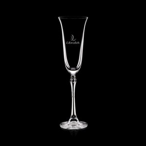 Amadeo Champagne Flute - 7oz Crystalline