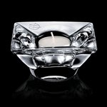 Chesswood Crystal Candleholder 4 in x4 in