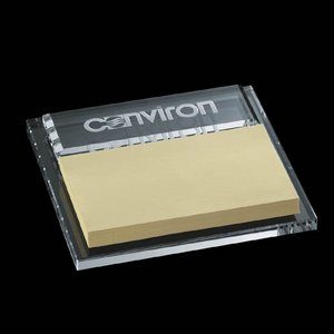 Ericson Noteholder - 3 in.x5 in. Notepad