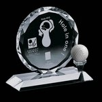 Nashdene Golf Award - Optical 6 in.