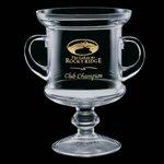 Neuchatel Loving Cup Golf Trophy - 10in.