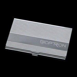 Canfield Business Card Holder - Polished