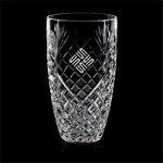 Taunton Award Award Vase - Crystal 7 .5