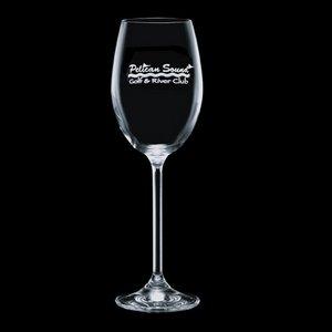 Woodbridge Wine Glasses Engraved Glasses - 12oz