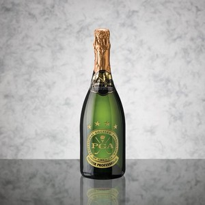 Custom Engraved Sparkling Wine/Champagne 750 ML with 1 color