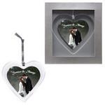 Acrylic Ornament - Heart