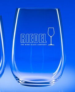 Riedel O Riesling / Sauvignon Blanc Engraved Wine Tumbler (set/2) 13.25 Oz.
