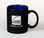 Engraved Mondrian Coffee Mug  11oz.