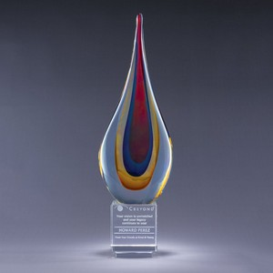 Torchier Art Glass Award  - SM