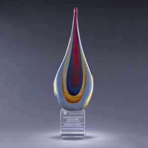 Torchier Art Glass Award  - LG