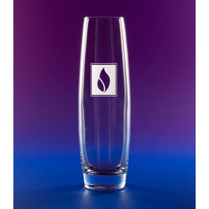 Dana Bud Engraved Vase