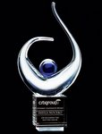 Ovation Art Glass Recognition Award
