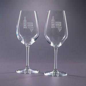 19.5oz. Domaine Tulip Red Wine Glasses - Traveler Box Set/2