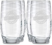 Four pc. 19 oz. Beverage Glass Romantica Gift Set