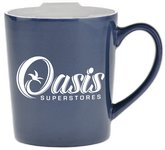 Calabrese Coffee Mug Collection 16 oz. with Sip through Lid
