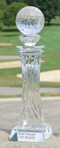 Durham Tower Golf Award - Large