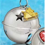 Jingle Ball Holiday Ornaments with Classic Dangler