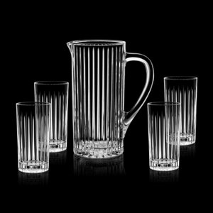 Bacchus Pitcher and 4 Coolers