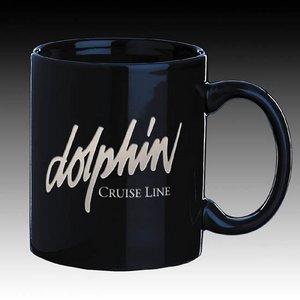 Malibu Coffee Mug - 12oz Cobalt Blue