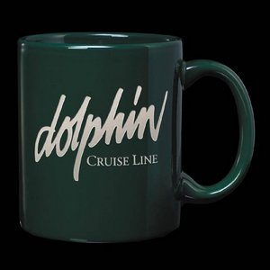 Malibu Coffee Mug - 12oz Hunter Green