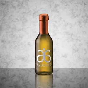 Custom Engraved Chardonnay Wine 187ml with 1 Color