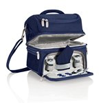Pranzo Lunch Tote, (Navy)