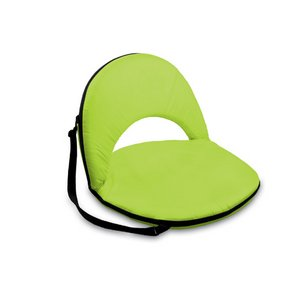 Oniva Portable Reclining Seat, (Lime)