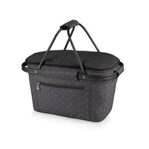 Market Basket Collapsible Cooler Tote, (Anthology Collection)