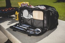 BBQ Kit Cooler, (Black)
