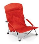 Tranquility Beach Chair, (Red)