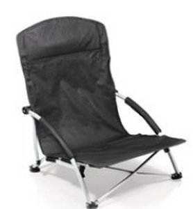 Tranquility Beach Chair, (Black)