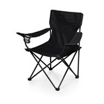 PTZ Camp Chair, (Black)