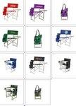 Sports Chair, (Purple)
