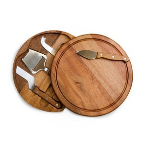Acacia Circo Cheese Board & Tools Set