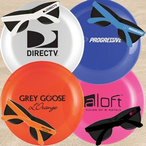Flying Disc and Promotional Sunglasses Kit