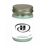 Focus Essential Oil Infused Soy Wax Candle 12 oz Mason Jar