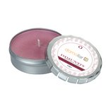 Immunity Candle Large Push Tin Silver