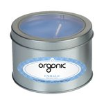 Exhale Essential Oil Infused Soy Wax Candle Large Window Tin